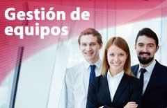 curso gestion equipos