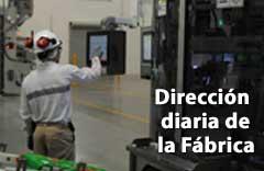 curso gestion diaria fabrica